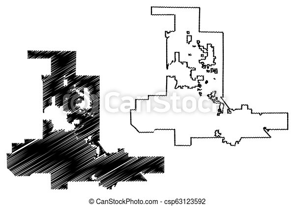 Las vegas city map. Las vegas city ( united states cities, united ...