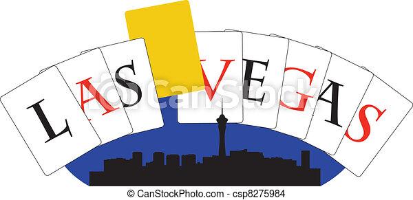 Las Vegas g card - csp8275984