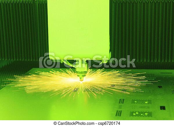 laser industrial, cortador - csp6720174