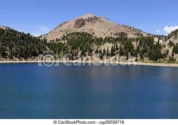 Lassen National Park, California - csp30039716