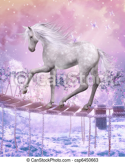 last unicorn - csp6450663