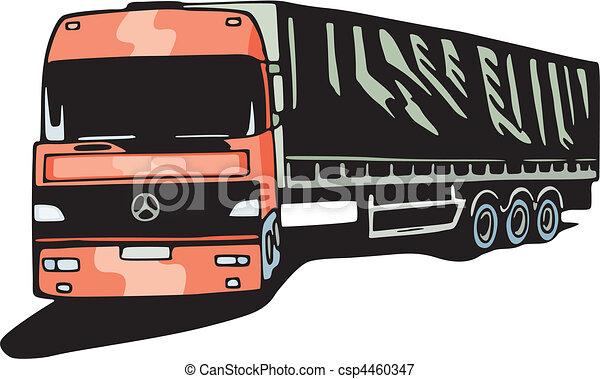 lastbil - csp4460347