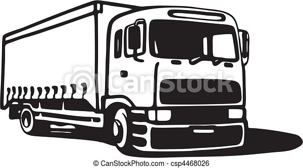 lastbil - csp4468026