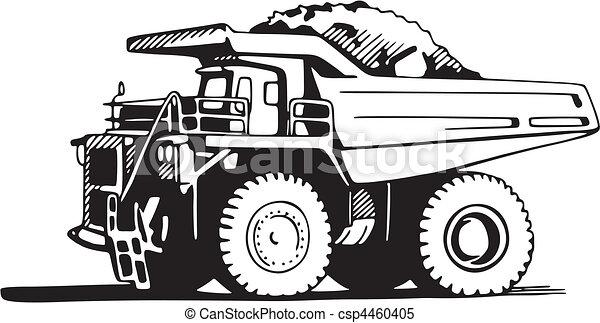 lastbil - csp4460405