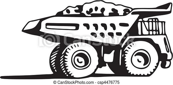 lastbil - csp4476775