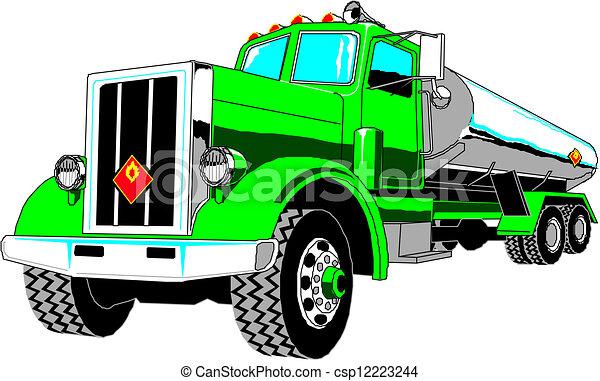 lastbil - csp12223244
