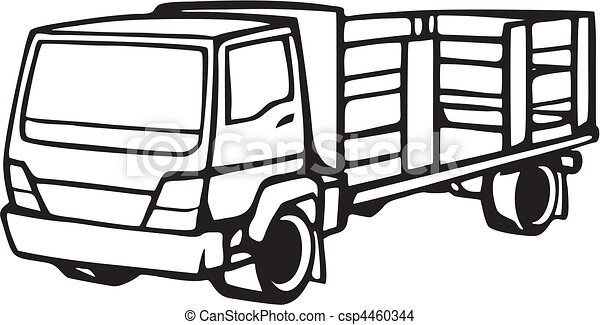 lastbil - csp4460344