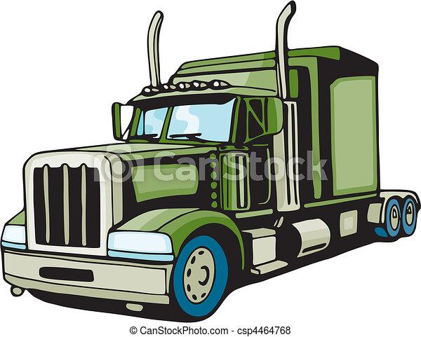 lastbil - csp4464768