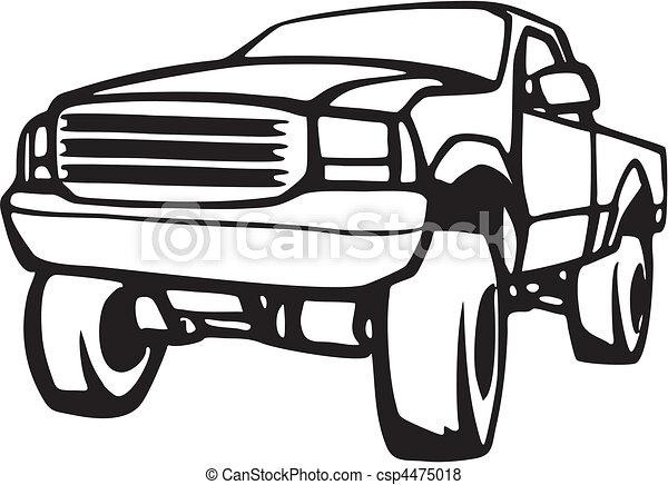 lastbil - csp4475018