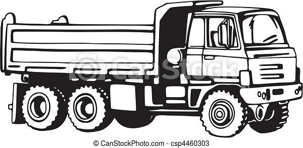 lastbil - csp4460303