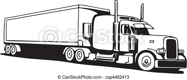 lastbil - csp4462413