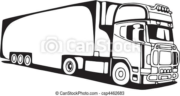 lastbil - csp4462683