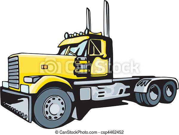 lastbil - csp4462452