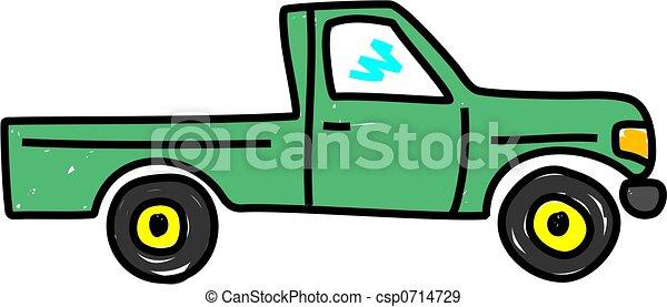 lastbil - csp0714729