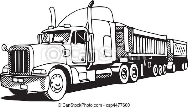 lastbil - csp4477600