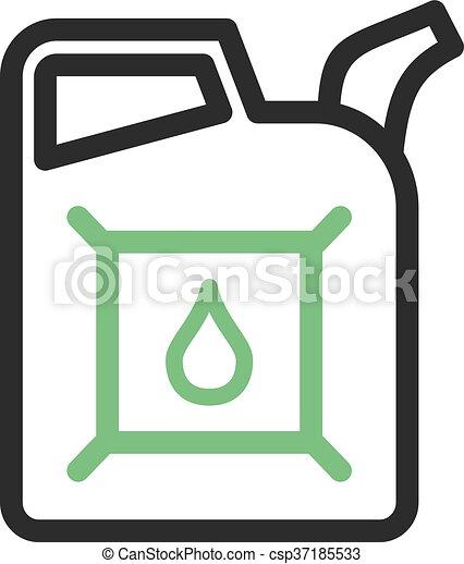 lata, aceite - csp37185533