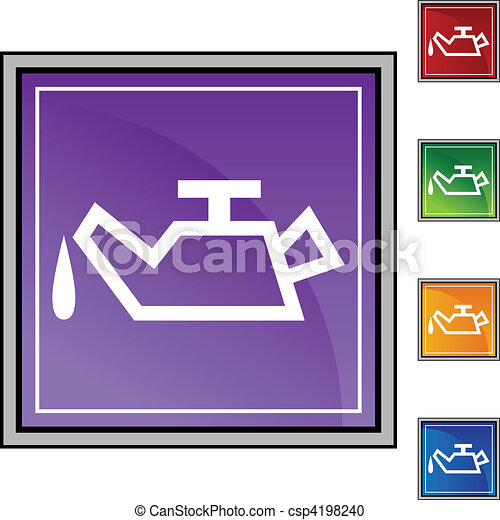 Lata de aceite - csp4198240