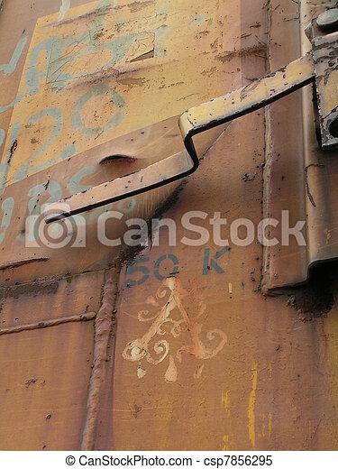 Latch & Graffiti - csp7856295