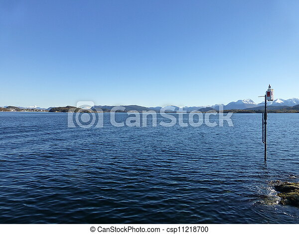 Late fall in Aalesund - csp11218700