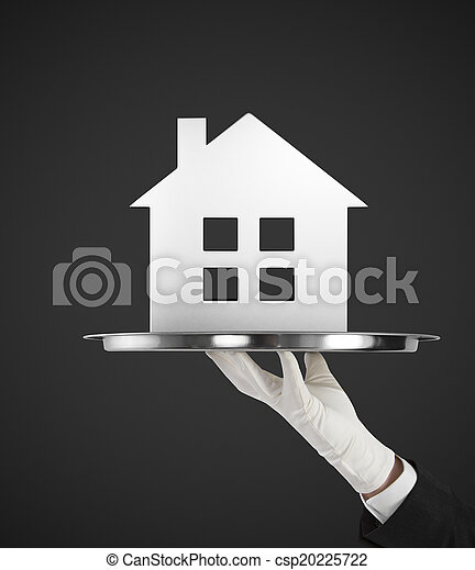late with metal house - csp20225722
