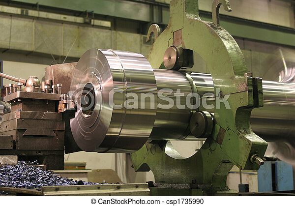 Lathe Turning Stainless Steel - csp1735990
