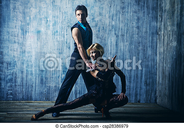 latin american dance - csp28386979