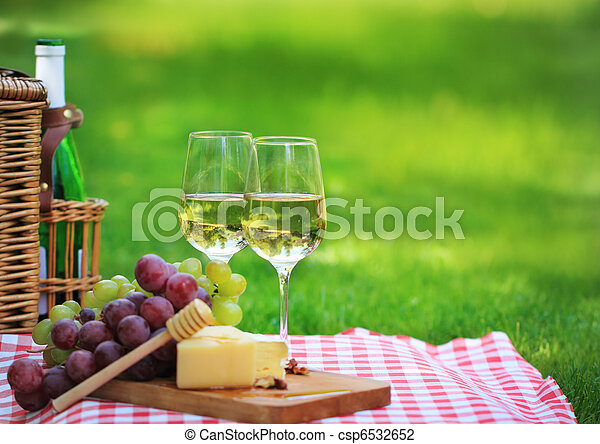 lato, piknik - csp6532652