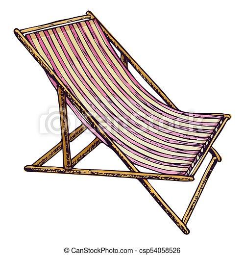 lato, plażowe wakacje - csp54058526