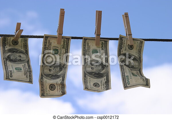Laundered Money #1 - csp0012172