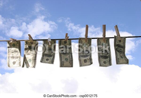 Laundered Money #2 - csp0012175