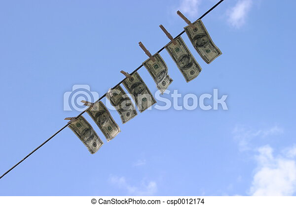 Laundered Money #3 - csp0012174