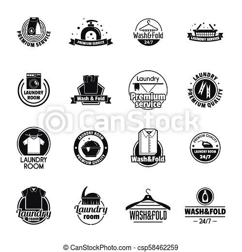 laundry logo service icons set simple style laundry logo service icons set simple illustration of 16 laundry logo service https www canstockphoto com laundry logo service icons set simple 58462259 html