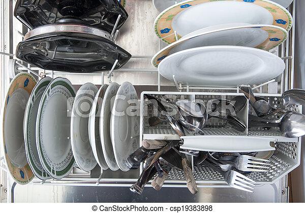 lavatore piatto - csp19383898