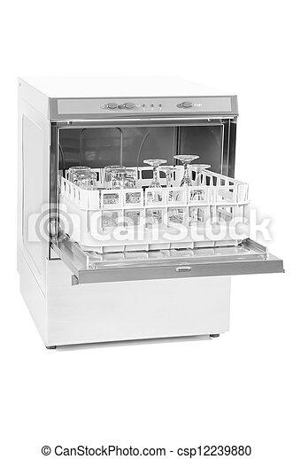 lavatore piatto - csp12239880