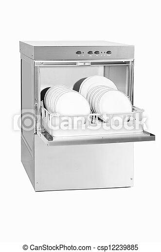 lavatore piatto - csp12239885