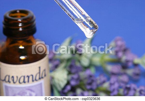 lavender fragrance - csp0323636