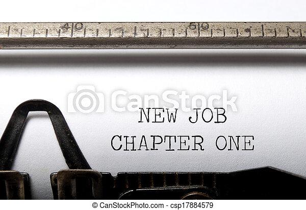 lavoro nuovo - csp17884579