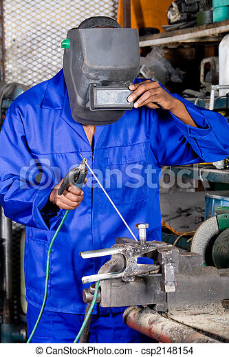 lavoro, saldatore - csp2148154