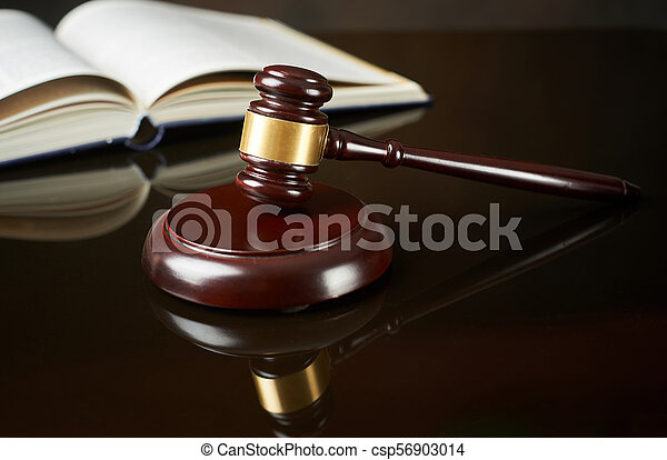 Law and Justice concept - csp56903014