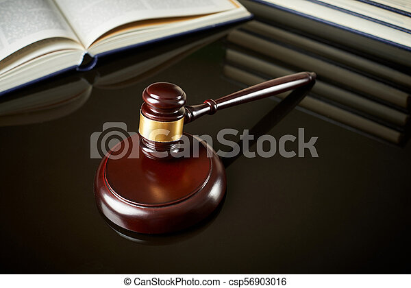 Law and Justice concept - csp56903016
