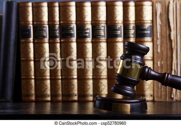 Law and justice concept - csp52780960