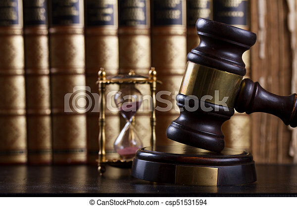 Law and justice concept - csp51531594
