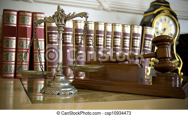 Law and Justice  - csp10934473