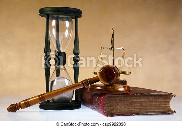 Law and justice - csp9922038