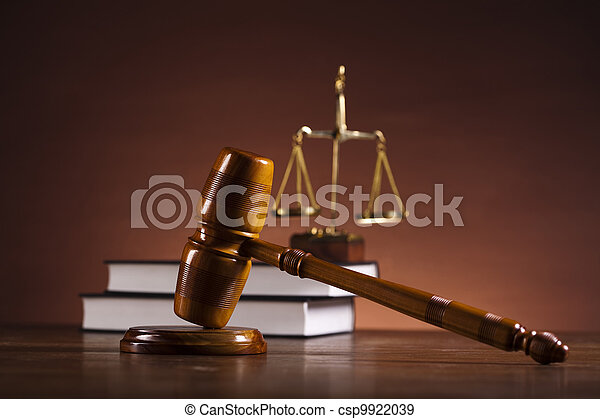 Law and justice - csp9922039