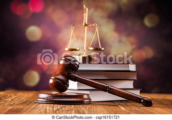 Law concept - csp16151721