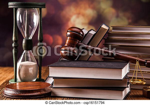 Law concept - csp16151794