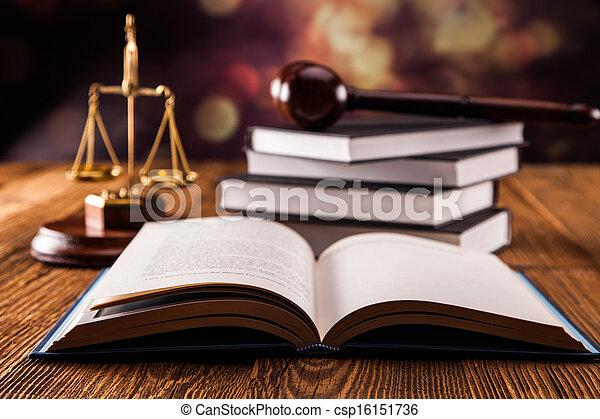 Law concept - csp16151736