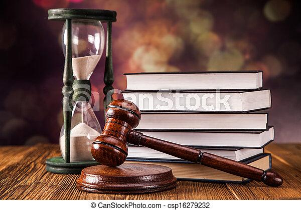 Law concept - csp16279232