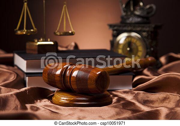 Law - csp10051971